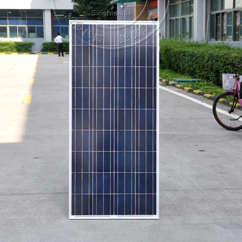 Photovoltaic Panel 12v 150W Panneau Solaire Portable Solar Power Charger Camper RV Phone Camping Caravan Changzhou