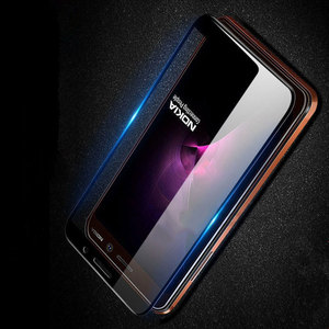 Image 4 - 9D Protective Glass For Nokia 4.2 3.2 3 6 7 8 3.1 5.1 6.1 7.1 8.1 Plus Screen Protector for Nokia 8.1 7 Plus 5.1 6.1 Film Cover
