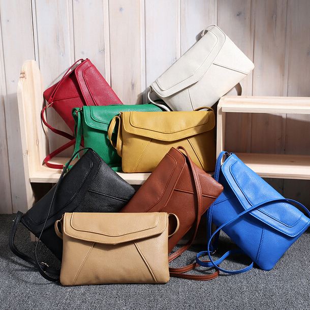 Vintage Women Envelope Bags...