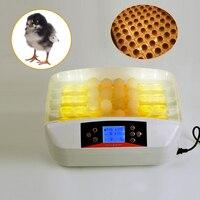 32Pcs Egg Incubator 80W Digital Temperature Hatchery Machine Hatcher for Hatching Chickens Ducks Geese 110V/ 220V EU/US/UK