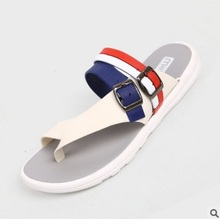 One size smaller summer Men'S Shoes Flip Flops For Men Beach Slippers Rubber Flip-Flops Outdoor Men Sandals Chanclas para hombre
