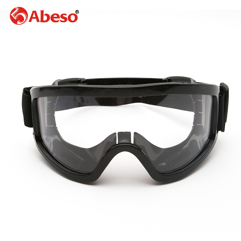 ABESO Industrial goggles Anti fog Windproof for electric welding glare safety goggles A7903