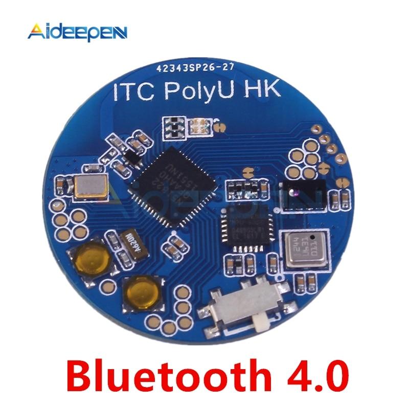 100% QualitäT N51822 Bluetooth 4,0 Ble Soc Temperatur Atmosphärendruck Beschleunigung Sensor Modul Gyroskop Licht Sensor Mpu6050 Ap3216