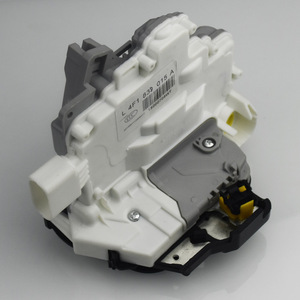Image 1 - קדמי אחורי שמאל ימין כוח מנעול דלת מפעיל לאאודי A3 A6 C6 A8 לexeo סיאט 8EI837015AA (4F1837015E) 4F1837016 4F0839016