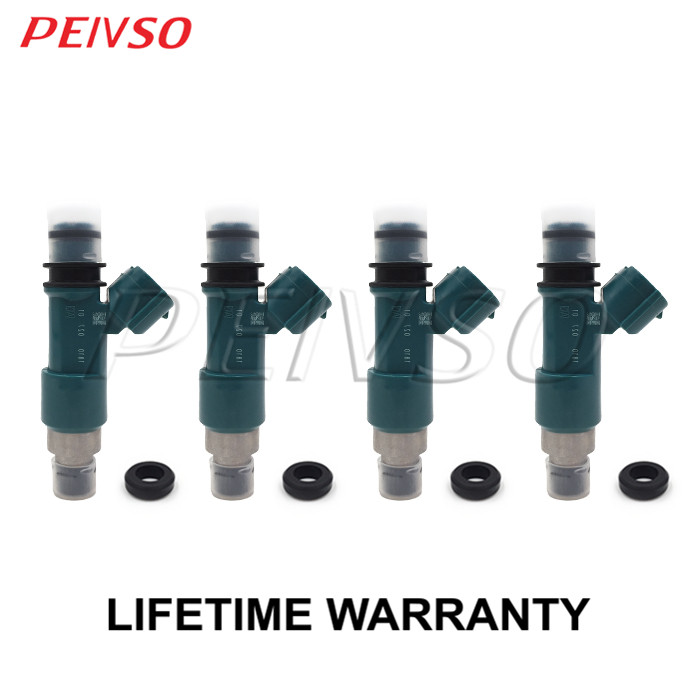 4x 15710 65J00 fuel injector for Suzuki SX4 2 0L L4 4G2199 FJ1053 2007 2010