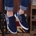 Zapatos de lona de 2016 Nuevos hombres zapatos Superestrella personalidad de la Moda tendencia zapatos superestrella