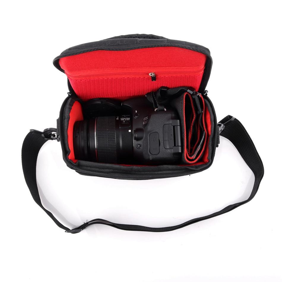 Cámara impermeable Portátil Bolsa para YI M1 YI 4 K lente bolsa de la cámara Digital para Sony NEX-6 NEX-5T NEX-3N NEX-5N NEX-5R NEX-5