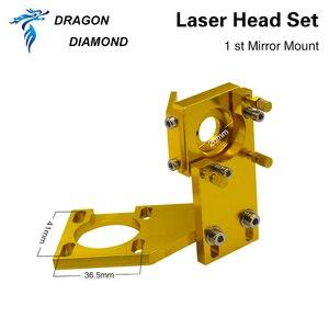 Image 4 - K40 series: CO2 Laser Head Set Laser Engraver for 2030 4060 K40 Laser Engraving Cutting Machine