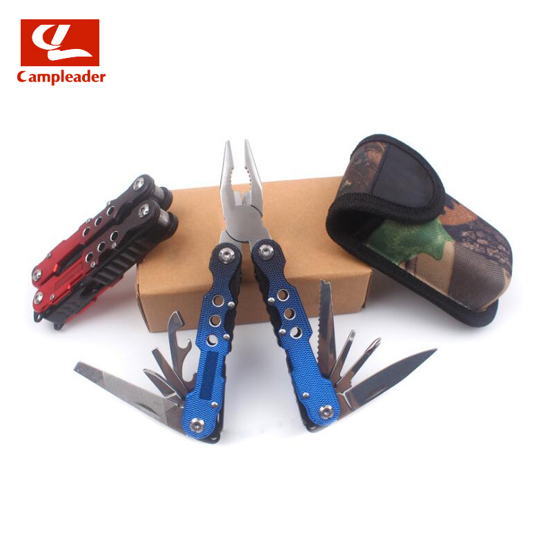 Gradient Multi function Knife Pliers Folding Multi purpose Combination Tool Pliers EDC Outdoor Camping Equipment CL302