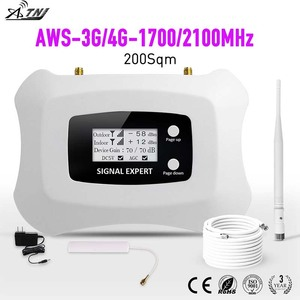 Image 5 - ขายร้อน! Full LCD AWS 1700 MHz 3G LTE 4G Repeater โทรศัพท์มือถือสัญญาณ Repeater Cellular SIGNAL Amplifier booster