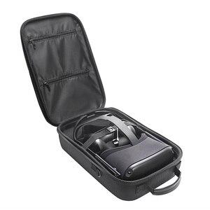Image 2 - الصلب للماء حالة ل كويست Oculus الواقع الافتراضي VR نظارات و اكسسوارات للصدمات حقيبة للتخزين السفر حمل الغلاف