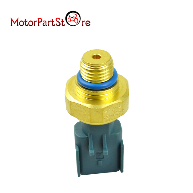 US $10 92 |Exhaust Gas Pressure Sensor for Cummins ISX ISM ISC ISB 4928594  4087989 4921746-in Pressure Sensor from Automobiles & Motorcycles on