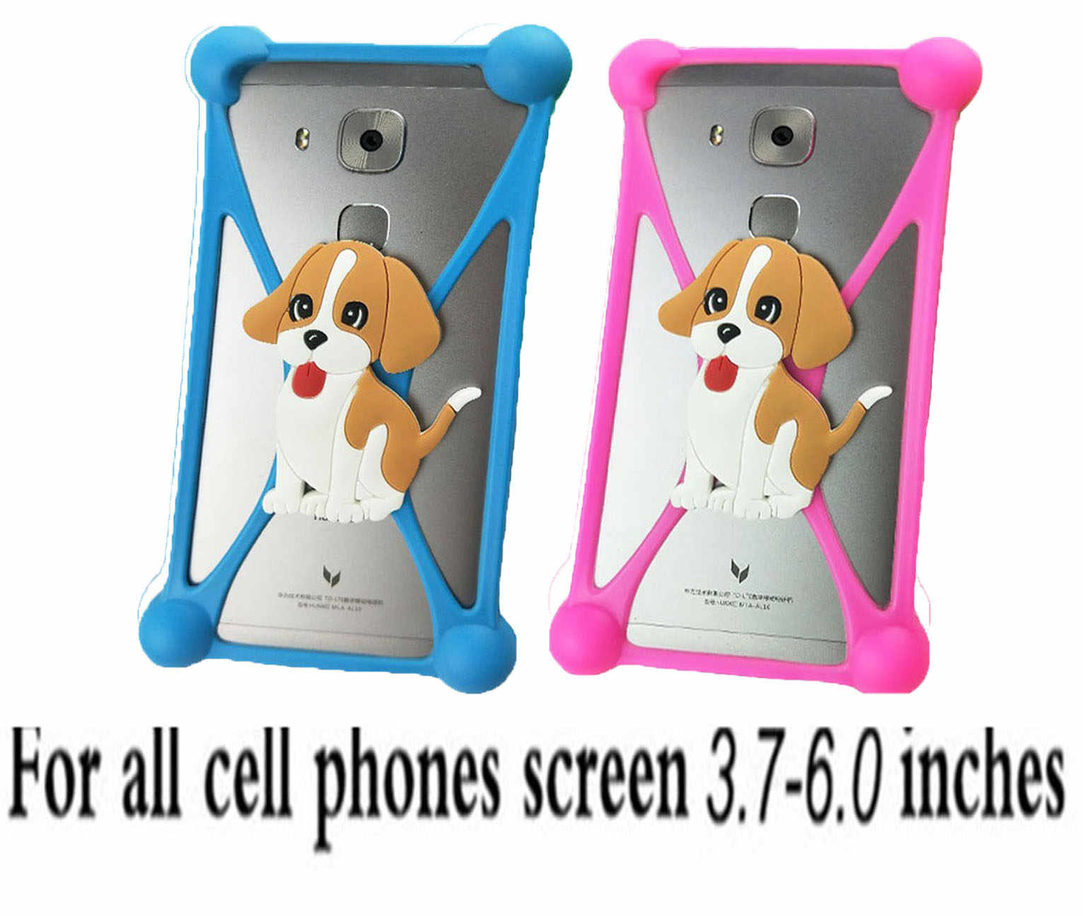 Yooyour untuk Philips Xenium V526 S396 S316 Housing Case Cover Shell atau Smart Ultra 6/Umi Hammer S/ UMI Emax/Jiayu S3