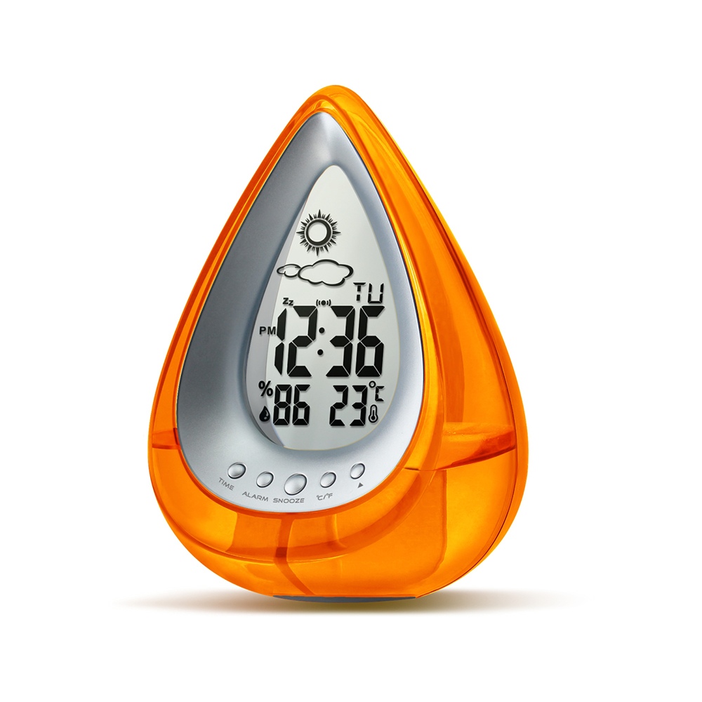 Water Powered Eco-friendly Digital Clock 38