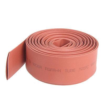 18mm Dia. Heat Shrinkable Tube Shrink Tubing 5M 1mm dia heat shrinkable tube shrink tubing red 20m