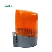 MINI flash light lamp use for swing sliding gate opener