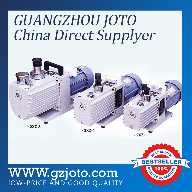 220V Direct Two-stage Rotary Vane Air Vacuum Pump 0.18KW Suction Pump  цены