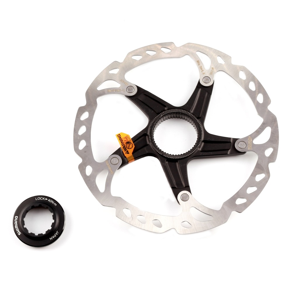 Shimano SLX RT67 Center Lock MTB Bike Bicycle Disc Brake Rotor 160mm