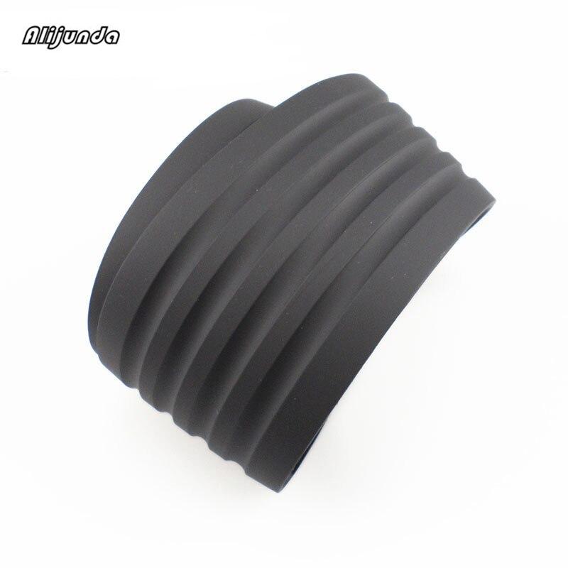 Car Rear Bumper Scuff Protective Sill Pedals Cover For