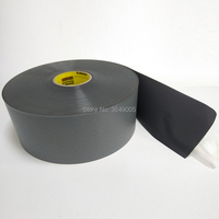 3M SJ5832 Strong Self Adhesive Self Adhesive Rubber Feet Pad For Glass 4.5IN width x 66M length