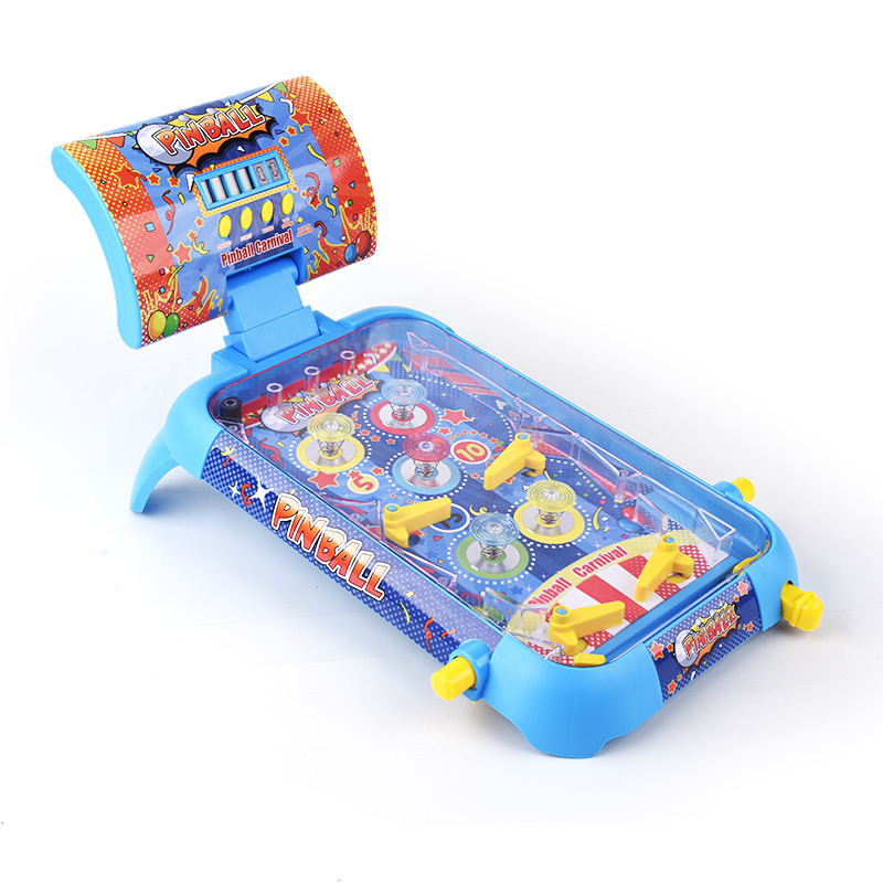 Children Pinball Games Desktop Pinball game machine fun parent child interactive desktop educational toys