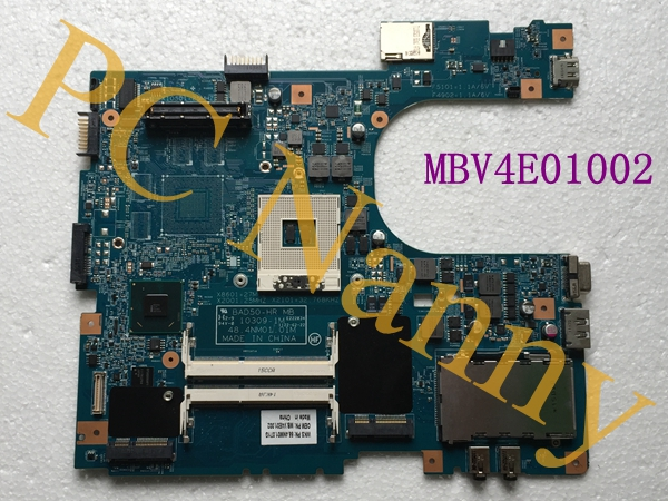 MBV4E01002 48.4NM01.01M For Acer TravelMate 8573T Intel s989 Motherboard Integrated -- Good