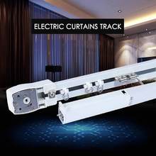 High Quality electric curtain track for KT82 /DT82TN motor silent curtain track for smart home free shipping