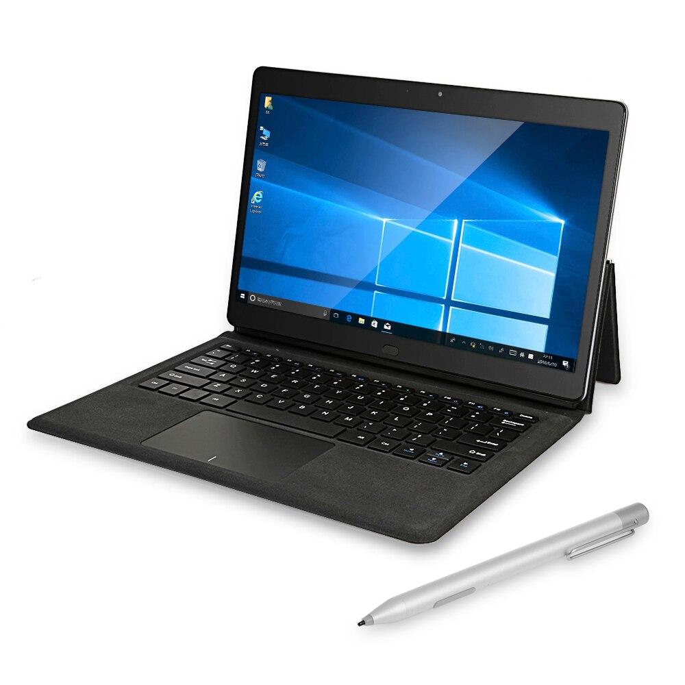 Chuwi CoreBook 2 en 1 Tablet PC con el teclado y el lápiz óptico 13,3 pulgadas Windows 10 8 GB 128 GB dual WiFi cámaras dobles tipo C