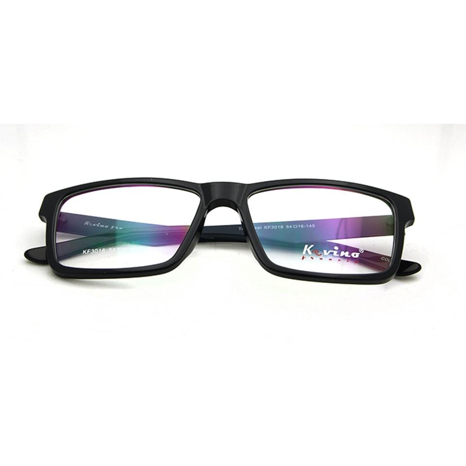2019 새로운 TR90 안경 프레임 화이트 블랙 여성 남성 - 의류 액세서리 - 사진 2