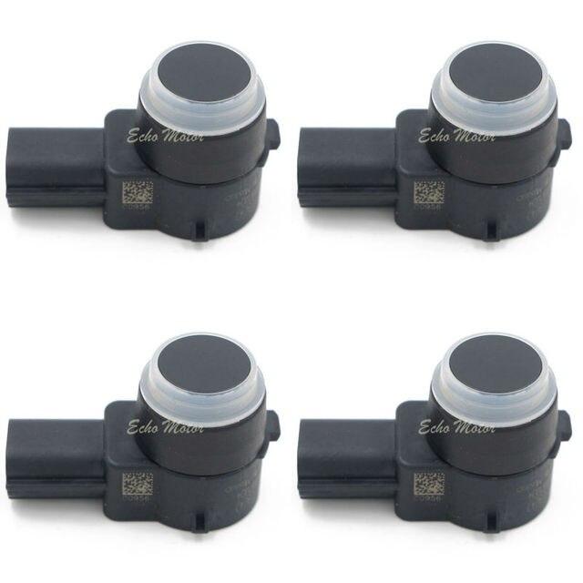 New SET(4) 13282994 PDC Parking Sensor Reverse Assist for GM 0263013023 G