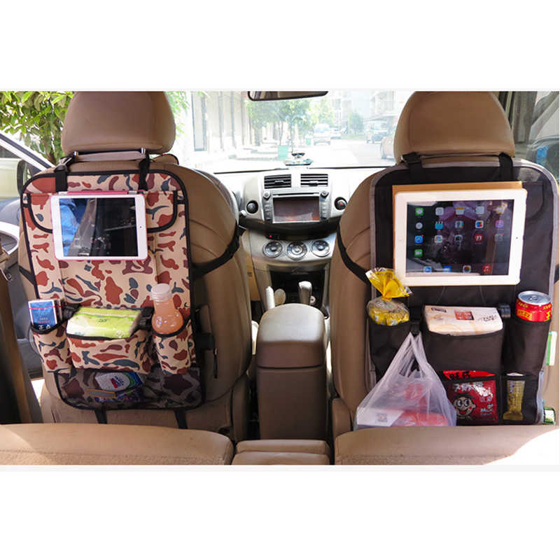 Dropshipping Compras Multifunções saco de volta saco de armazenamento assento de carro styling Acessórios Do Bebê Do carro de Compras OrganizerCar Covers