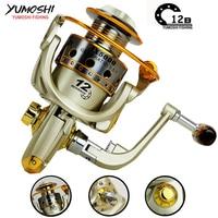 Hot Wheels Fish Spinning Reel 5 5 1 10Ball Bearing Carretilhas De Pescaria Molinete Fishing Accessories