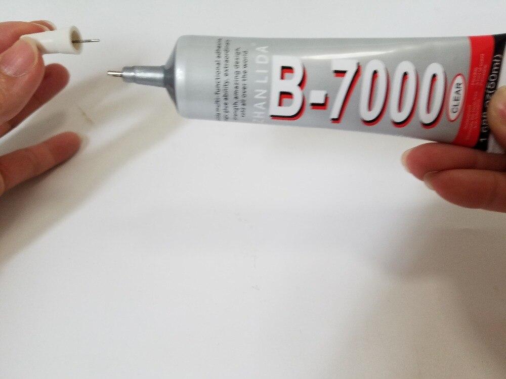 ZHANLIDA B7000 50 мл многоцелевой клей-карандаш для ювелирных ногтей мобильного телефона стекло