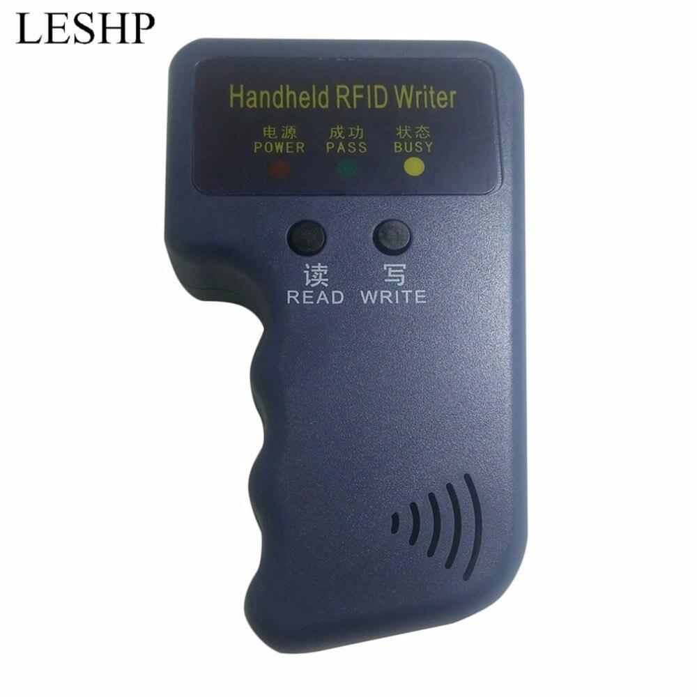 Rfid Reader Copier Nfc Reader Module Rfid 125 KHZ Handheld Rfid Door Key Programmer Duplicator Writer EM4305 T5577 CET5200 EN430