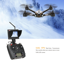 X252 3D RC Racing professional Drone 2.4G 7CH 5.8G FPV Quadcopter Brushless Motor RTF 6G Mode with HD camera vs H501S h502s