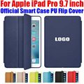 Newest official Smart Case For Apple iPad Pro 9.7 inch Ultra thin PU Leather Flip Cover For iPad Pro IPRS3