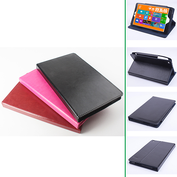 "For Teclast X80H Case Flip Utra Thin Leather Case For Teclast X80H Cover 8.0"" New Tablet PC For Teclast X80H Shell Skin"