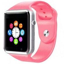 A1 мужские смарт-часы водонепроницаемые часы Android Bluetooth SIM карты TF спортивные Смарт-часы Android водонепроницаемые с камерой защищенные часы