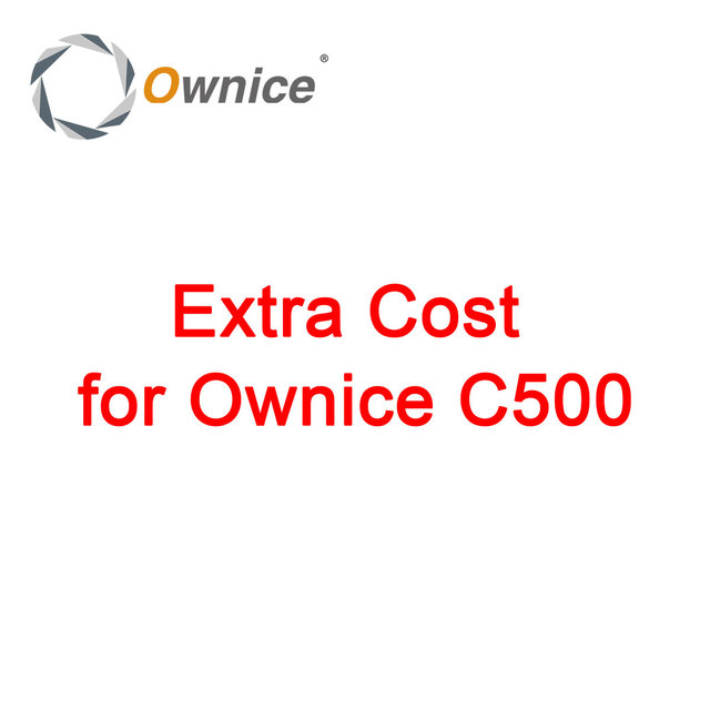 The Link to Pay Extra cost of the Optional Related Products for Ownice Android Car DVD Navigation