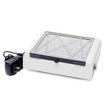 22%, 48 Вт пылеуловитель для ногтей сильный вентилятор для ногтей арт-салон всасыватель, пылесборник машина пылесос вентилятор для ногтей всасывание пыли