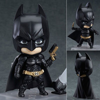 Lovely DC Super Hero Batman Dark Knight Action Figure Toys Mordel Moveable Joints Gift Free Shipping