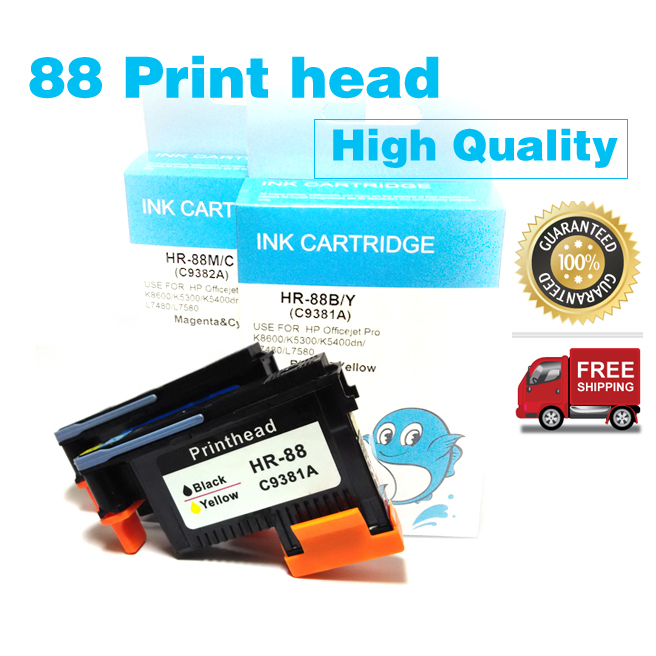 Promoting 88 printhead for HP 88 print head  C9381A C9382A print head for HP L7580 7590 K5400 K550 K5300 K8600 asus vivo aio v230icgt black моноблок v230icgt bf036x