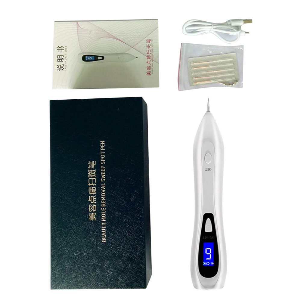 Beauty Mole Removal Sweep Spot Pen Skin Care Dark Spot Removal Pen Freckle Remove Face Wart Nevus Tattoo Dot Mole Remover Pen