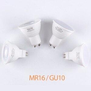 Image 2 - MR16 Spot GU10 Led Ampoule lumière lampe à Led 220V Lampara 5W 7W Bombillas LED projecteur Ampoule GU5.3 Ampoule 2835SMD éclairage Hmoe