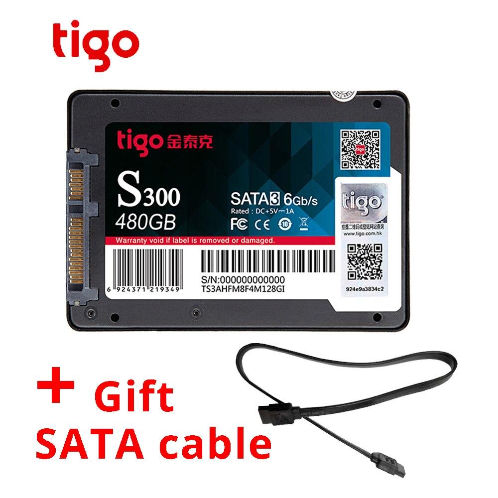 Tigo SSD 480GB SATA 2.5 inch Internal Solid State Drive for Desktop Laptop PC Hard Drive Disk 480 gb sata 3.0