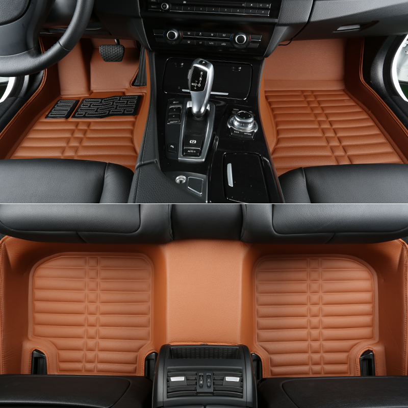 Free shipping! Custom special floor mats for Mercedes Benz GLK 350 2015 2008 durable waterproof car rugs carpets for GLK350 2014
