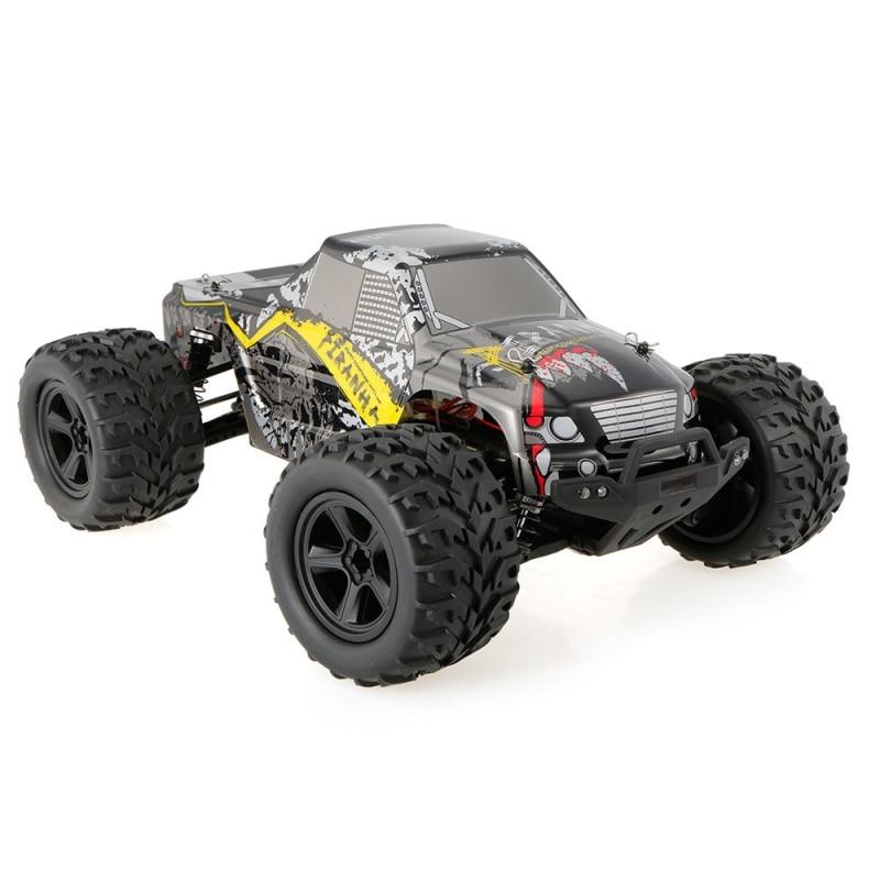 RGT RC Гусеничный 1:10 масштаб 4wd RC автомобиль внедорожный монстр грузовик RC Рок Крузер EX86100 хобби гусеничный RTR 4x4 Водонепроницаемый RC игрушки - 4