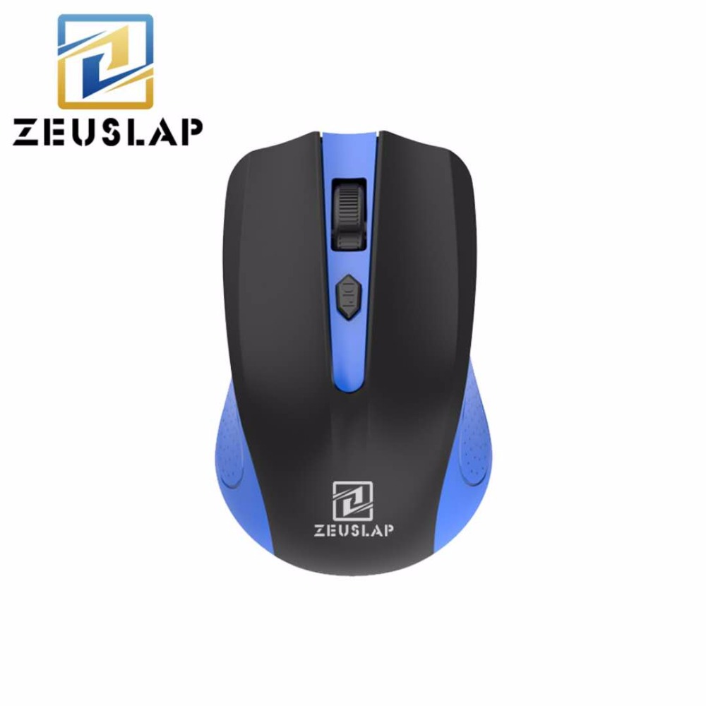 ZEUSLAP Wireless Mouse Mice USB Mouse 2.4GHz With Mini USB ...