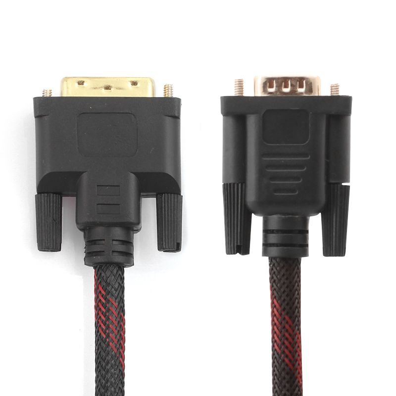 150cm Length Dv I To Vga Cable 24 5 Cable Computer