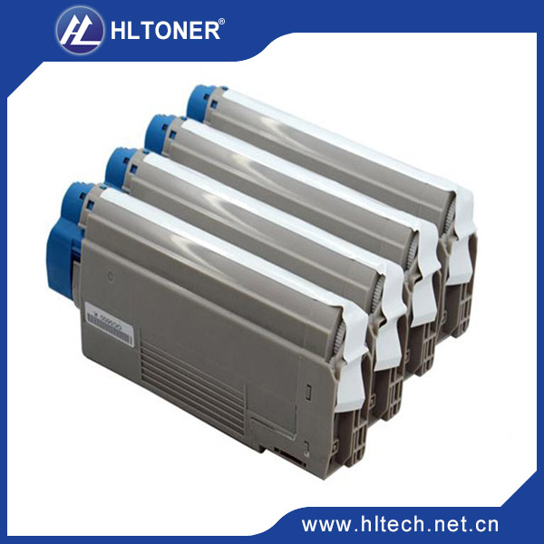 все цены на 43872308/43872307/43872306/43872305 color Toner Cartridge Compatible for OKI C5500 C5650 C5750 BK/M/C/Y 4PCSLOT онлайн